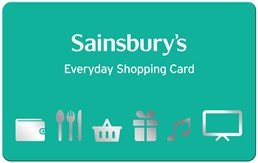 £10 Sainsbury's Store Giftcard